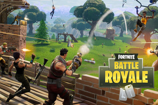 Fornnite battle royale descargar gratis