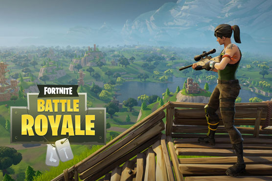 Fornite battle royale instalar