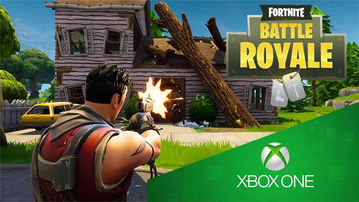 descargar fortnite battle royale xbox one