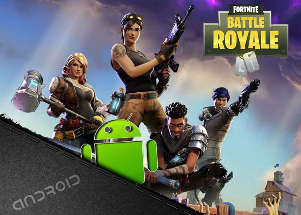 fornite battle royale android gratis