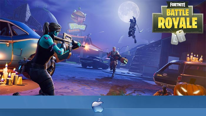 fornite battle royale para mac
