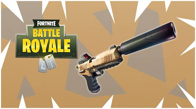pistola battle royale